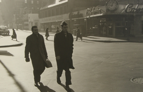 Homer Page - New York, 1949-50 - Howard Greenberg Gallery