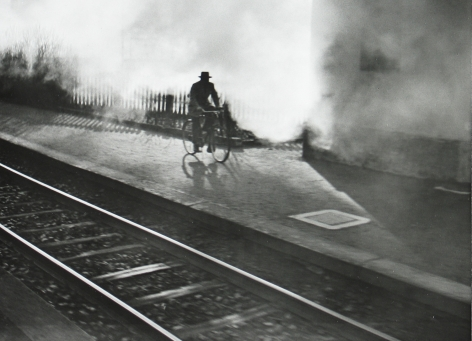 Réne Groebli - From Rail Magic, 1949 - Howard Greenberg Gallery