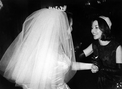 Garry Winogrand: The Wedding 2005 howard greenberg gallery