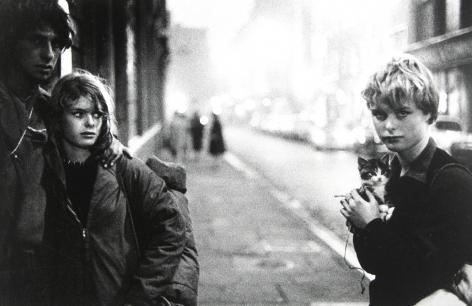Bruce Davidson - England/Scotland, London, 1960 - Howard Greenberg Gallery