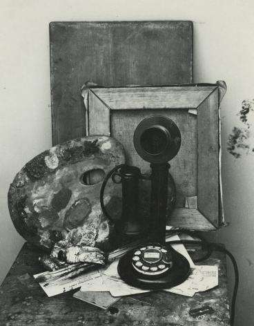 Arnold Newman - Raphael Soyer, New York, 1947 - Howard Greenberg Gallery - 2018