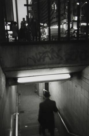 Tom Arndt - Going Home, N.Y.C., 1979  - Howard Greenberg Gallery