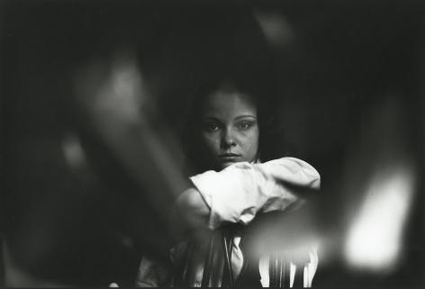 Saul Leiter - Jean, c.1948 - Howard Greenberg Gallery