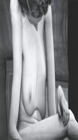 André Kertész - Distortion #96, 1933 - Howard Greenberg Gallery