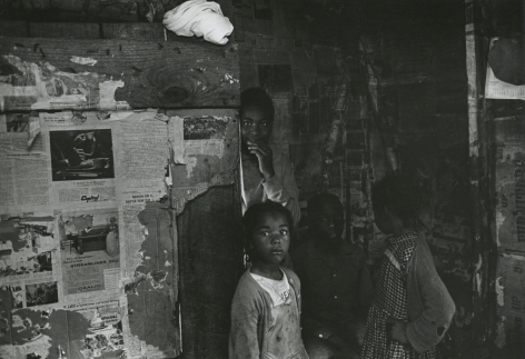 Bruce Davidson, Time of Change, 1961 - 1965, Howard Greenberg Gallery, 2019