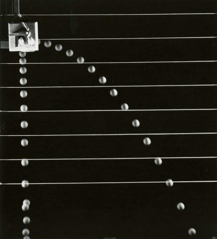 Berenice Abbott - Golf Balls Released Simultaneously - 1958-61