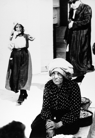Mario Giacomelli - Puglia, 1958 - Howard Greenberg Gallery