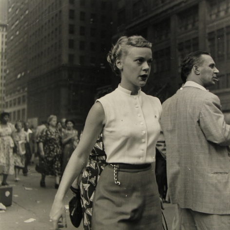Homer Page - New York, July 13, 1949 - Howard Greenberg Gallery