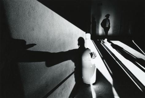 Ray K. Metzker - 71 JZ-38, Albuquerque, New Mexico, 1971 - Howard Greenberg Gallery - 2018