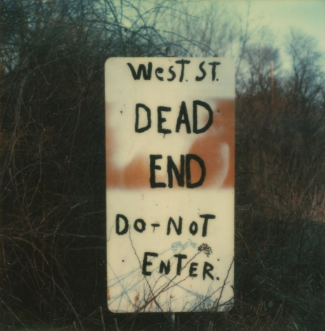 Walker Evans, Untitled, 1973-74, Howard Greenberg Gallery, 2019