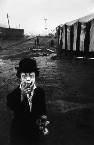 Bruce Davidson - Circus, 1958- Howard Greenberg Gallery