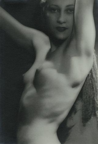 Man Ray, Nude, 1927, Gelatin silver print, Howard Greenberg Gallery, 2019