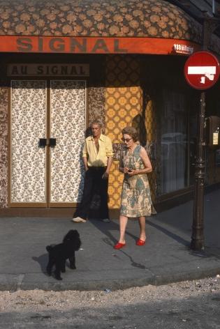 Harry Gruyaert - Paris, France, 1985 - Howard Greenberg Gallery -2018