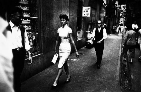 Ed Van der Elsken - Hong Kong, 1960 - Howard Greenberg Gallery