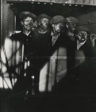 Miners - Howard Greenberg Gallery - 2016 - William Gedney