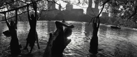 Bruce Davidson - Central Park, 1992 - Howard Greenberg Gallery