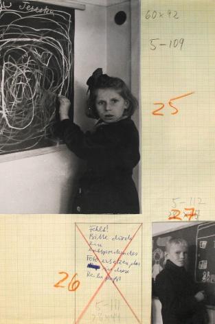 "Circa 1947: The Founding of Magnum 2004 Howard Greenberg Gallery David ""Chim"" Seymour"