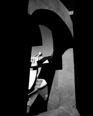 Simon Chaput - Jantar Mantar 7, 2001 - Howard Greenberg Gallery