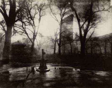 Jessie Tarbox Beals - Madison Square, c.1910  - Howard Greenberg Gallery
