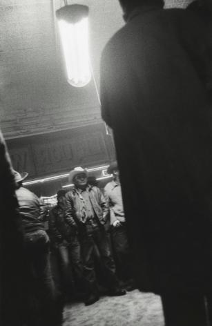 Robert Frank - Bar, Gallup, New Mexico, c.1955 - Howard Greenberg Gallery