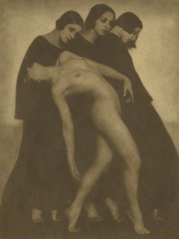 Rudolf Koppitz - Bewegungsstudie (Movement Study), 1925 - Howard Greenberg Gallery - 2019
