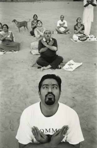 "Betsy Karel - Chowpatty ""Omm"", 2003 - Howard Greenberg Gallery"