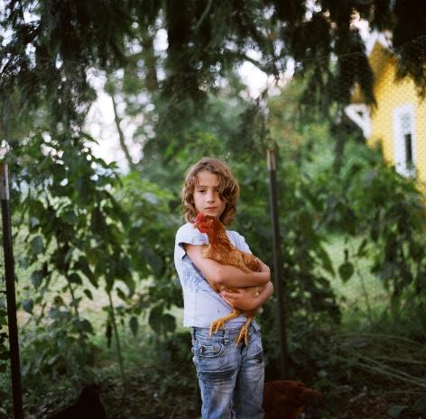 Anna Mia Davidson - Human Nature - Howard Greenberg Gallery - 2015