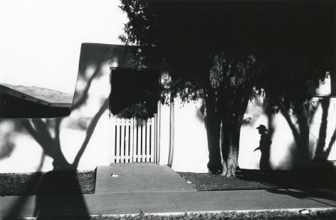 Ray K. Metzker - 71 KR-40, Albuquerque, New Mexico, 1971 - Howard Greenberg Gallery - 2018