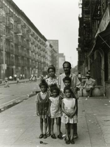 Bruce Davidson, East 100th Street, 1966-68, Howard Greenberg Gallery, 2019