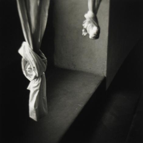 Eric Lindbloom - Curtains, Florence, 1983 - Howard Greenberg Gallery
