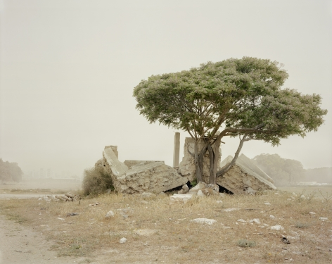 Frédéric Brenner - An Archeology of Fear and Desire - Hadera, 2013 - Howard Greenberg Gallery