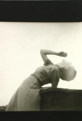 Saul Leiter - Marianne, 1947 - Howard Greenberg Gallery - 2019