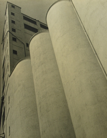 John Vanderpant - Untitled (Towers in White variant), 1934 - Howard Greenberg Gallery