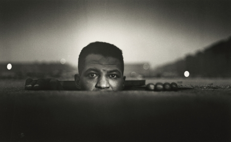 Gordon Parks - Emerging Man, Harlem, New York, 1952 - Howard Greenberg Gallery