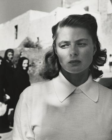 Gordon Parks - Ingrid Bergman at Stromboli, 1949 - Howard Greenberg Gallery