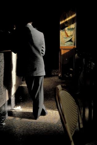 Harry Gruyaert, Cafe La Palette, Paris, France, 1985, Howard Greenberg Gallery, 2019
