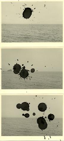 Bruno V. Roels - Explosions Over Calm Seas - 2019