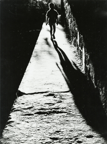 Sante Vittorio Malli - Controluce (Backlit), 1958 - Howard Greenberg Gallery - 2018