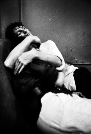 Ken Schles - Embrace, 1984 - Howard Greenberg Gallery