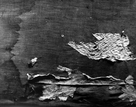 Aaron Siskind - Untitled (fabric abstraction), c.1950 - Howard Greenberg Gallery - 2018