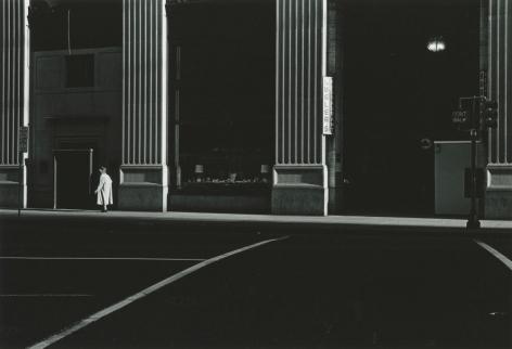 Ray K. Metzker - 63 DO-13, Philadelphia - 1963