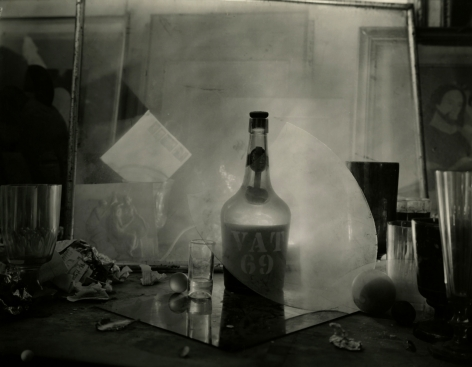 Josef Sudek - Glass Labyrinths, c.1970 - Howard Greenberg Gallery