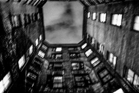 Ken Schles - Shaftway, 1983 - Howard Greenberg Gallery