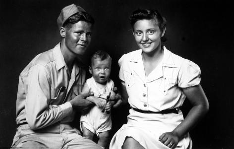 Mike Disfarmer - From Heber Springs Portraits, 1939-46 - Howard Greenberg Gallery
