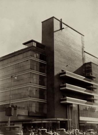 Iwao Yamawaki, Untitled, 1930s, Gelatin silver print, Howard Greenberg Gallery, 2019