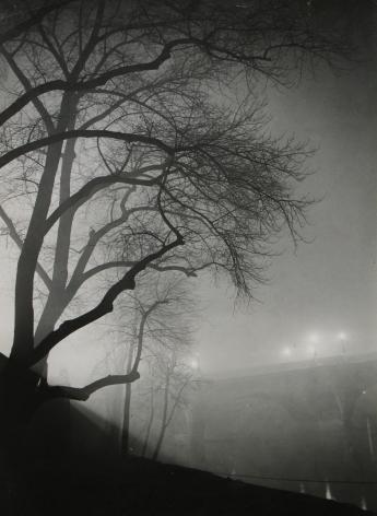 Brassaï - Pont Neuf, c.1934 - Howard Greenberg Gallery