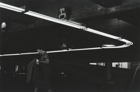 Ray K. Metzker - 64 DW-39, Philadelphia - 1964