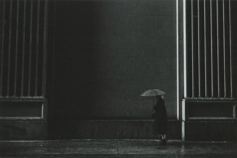 Ray K. Metzker - 63 BG-6, Philadelphia, 1963 - Howard Greenberg Gallery - 2019