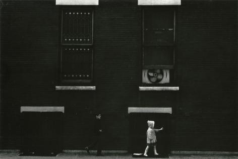 Ray K. Metzker - 62 CZ-13 - Philadelphia, 1962