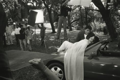 Betsy Karel - Goregaon, Film City, 2003 - Howard Greenberg Gallery